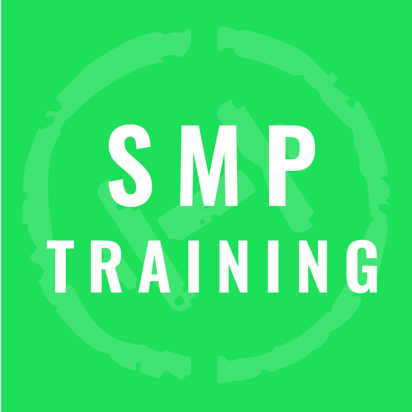 SMP training graphic design logo branding dorienthys.com